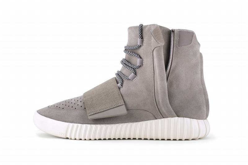 Custom Yeezy Boost 750 Grey 3.0 - Click Image to Close